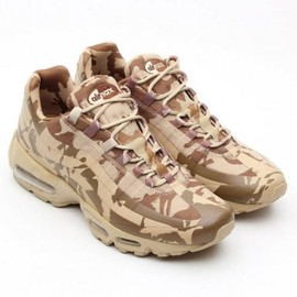 Nike - NIKE AIR MAX 95 UK SP HEMP/MILITARY BROWN