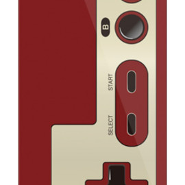 SECOND SKIN - コントローラー(クリア) / for iPhone 5/softbank