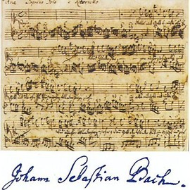 Sacred Aria by Bach Discovered Unknown Vocal Work Found in Weimar - .Sacred Aria by Bach Discovered Unknown Vocal Work Found in Weimar