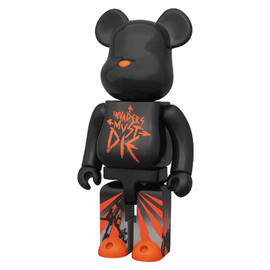 MEDICOM TOY - BE@RBRICK PRODIGY 400%