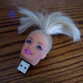 BARBIE® Styling Head