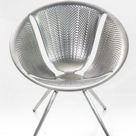Moroso - Diatom Aluminium Stacking Chair