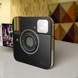 Instagram Socialmatic Camera - Back in Black