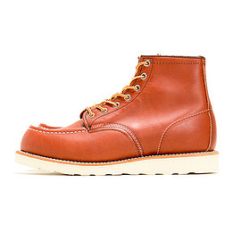 Red Wing - 8875 6inch Moc Toe-Oro Russent