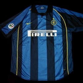 NIKE - INTER MILANO 2001/2002 Home