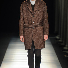 Neil Barrett - 2014fall COAT