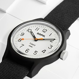 SOPHNET. - END. X SOPH. X TIMEX MK1 WATCH
