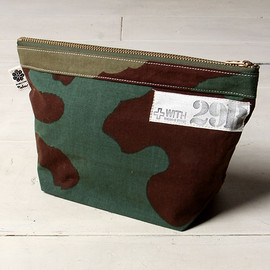 Tsubomi - Large Pouch