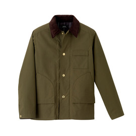 A.P.C. - TRADITIONAL HUNTING JACKET