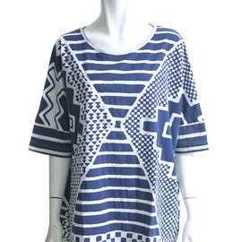 P.A.M - DEEP ECHO S/S TOP
