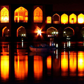 Isfahan, Iran - The Khaju Bridge