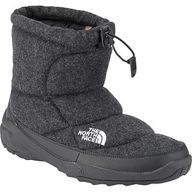 THE NORTH FACE - Nuptse Bootie Wool II Short MG