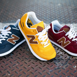 "New Balance - 574 ""Backpack"" Collection"