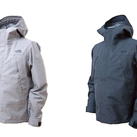 THE NORTH FACE - EXCELLENT WOOL JACKET