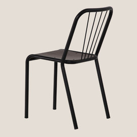 Knot antiques - IRON B CHAIR