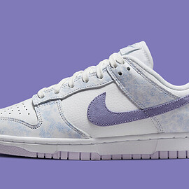 NIKE - Dunk Low - Purple Pulse/Purple Pulse/White