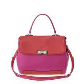 MARC BY MARC JACOBS - Memphis Colorblocked Satchel