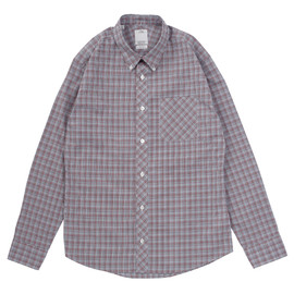 visvim - BECHER CHECK L/S