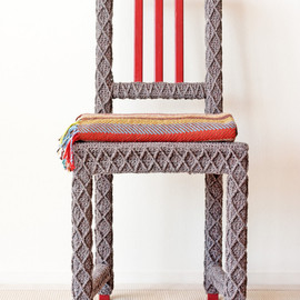 KnitsForLife - Accent Chair