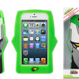 SoftBank SELECTION - TIGER & BUNNY HERO CASE by SoftBank SELECTION 『WILD TIGER MASK』