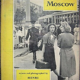 Henri Cartier-Bresson - The People of Moscow