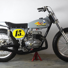 Bultaco 350 / HONOR MC - Machete Company - Honor Mc