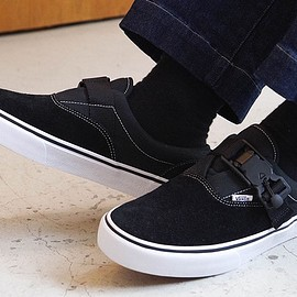 VANS, Alexander Lee Chang - Era (ALC) - Black/White