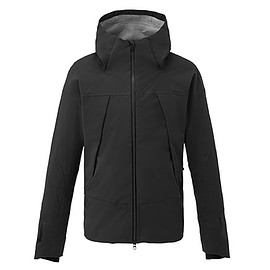 DESCENTE ALLTERRAIN - Streamline BOA Shell Jacket - Black
