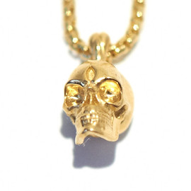 LONE ONES - Skull Necklace