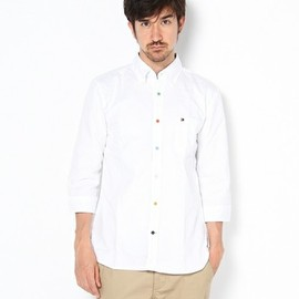 TOMMY HILFIGER - MULTI BUTTON SHIRT