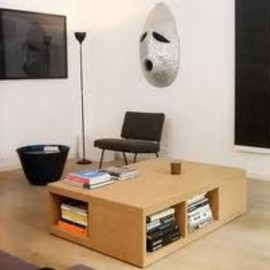 Martin Szekely - Cork Low Table, Limited Edition, Kreo Gallery