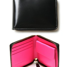 COMME des GARCONS - wallet *GLOSSY BLACK