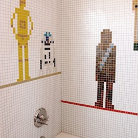 Emily Jagoda - Star Wars BathRoom