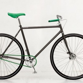 "Normann Copenhagen - ""Green Bike"", Limited Edition, 50 units"