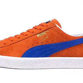 "Puma - CLYDE NYC ""NEW YORK KNICKS"" ""WALT FRAZIER"" ""KA LIMITED EDITION"""