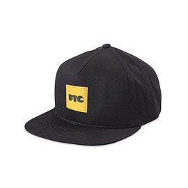FTC - SQUARE 5 PANEL (Black)
