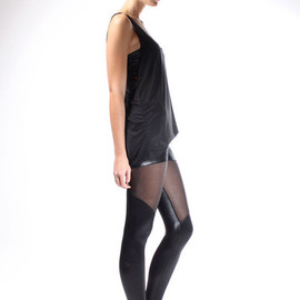 black milk - Spartans Sheer Leggings