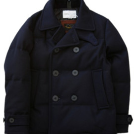 ANALOG LIGHTING - P-Coat Down (navy)