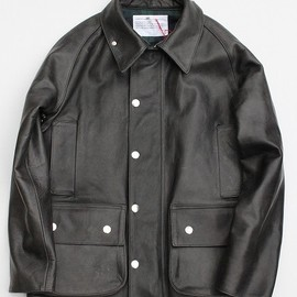 commono reproducts - Leather Jacket