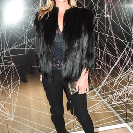 MELISSA - Galeria Melissa London opening party at Covent Garden, London, Britain on 9 Oct 2014