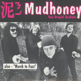 Mudhoney / Gas Huffer - You Stupid Asshole / Knife Manual  12""