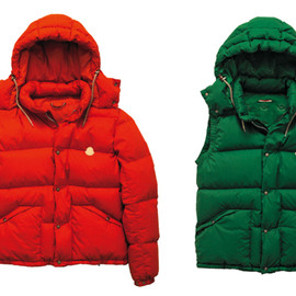 MONCLER V - Moncler V Fall/Winter 2010 Outerwear