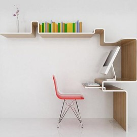 Misosoup Design - K Workstation, mini office space