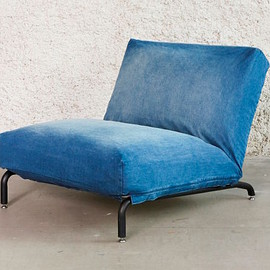 journal standard Furniture - RODEZ CHAIR DENIM 1P