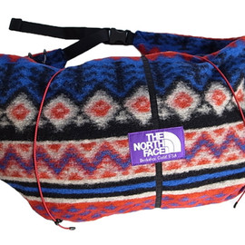 THE NORTH FACE - The North Face Purple Label (ノースフェイス パープルレーベル) Wool Wrap Bag
