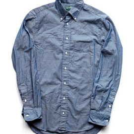 Gitman Bros. - Juncture collection, Chambray