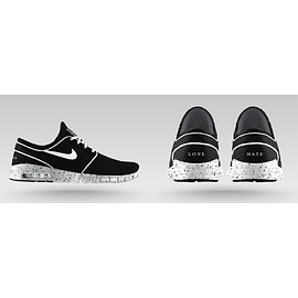 NIKE ID - LOVE / HATE
