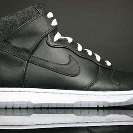 "Nike - Dunk High Premium  ""Wool"""