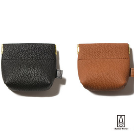 BUTTON WORKS × SD Leather Pouch