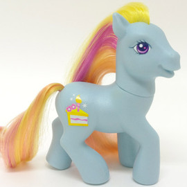 My little pony - Party cake   /Best friends(G3)